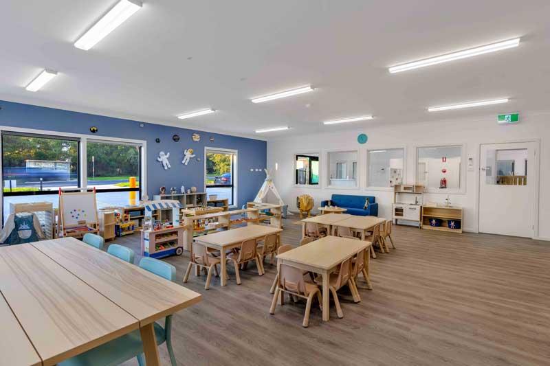 Kindergarten Berwick space