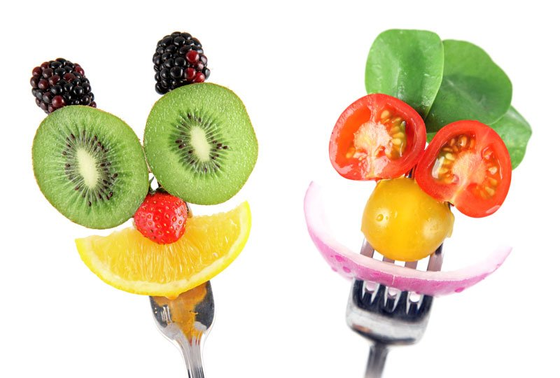 Childcare Berwick Healthy food
