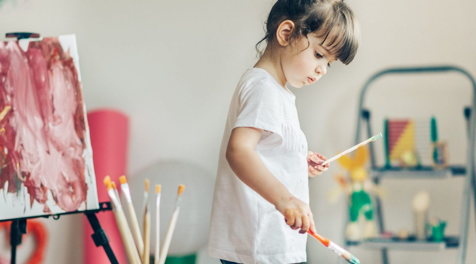 Five ideas for parents with young children in lockdown